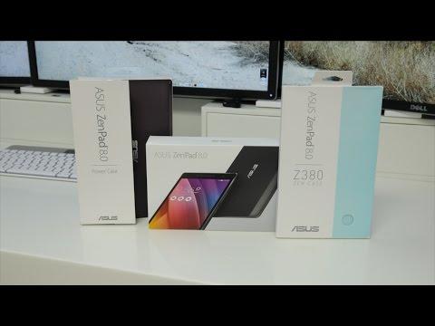 ASUS ZenPad 8 0 Unboxing & Review Plus Accessories