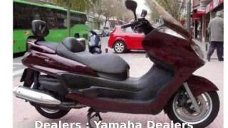 2. 2012 Yamaha Majesty 400 Features, Specs