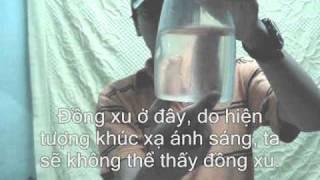 Hướng dẫn ảo thuật đồng xu xuyên cốc nước - Nguyễn Phúc Nhân