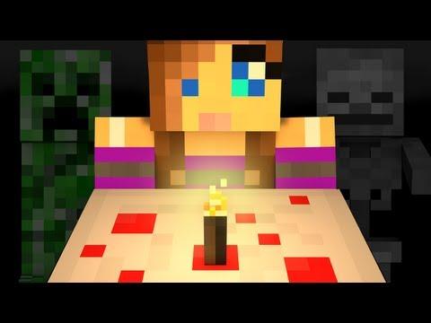 Make A Cake Minecraft Parody
