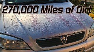 Video Restoring and Detailing A 270,000 Mile Car - Part 1 MP3, 3GP, MP4, WEBM, AVI, FLV Juli 2019