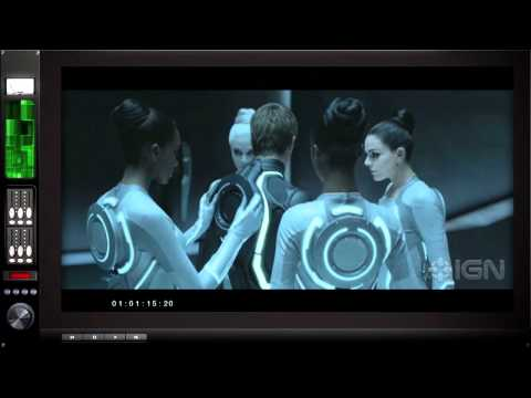 preview-Tron Legacy Trailer Analysis - IGN Rewind Theater (IGN)