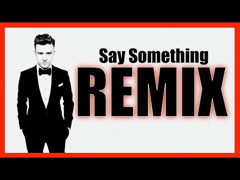 Video Justin Timberlake - Say Something ft. Chris Stapleton | RnB Remix | DJ SkyWalker download in MP3, 3GP, MP4, WEBM, AVI, FLV January 2017