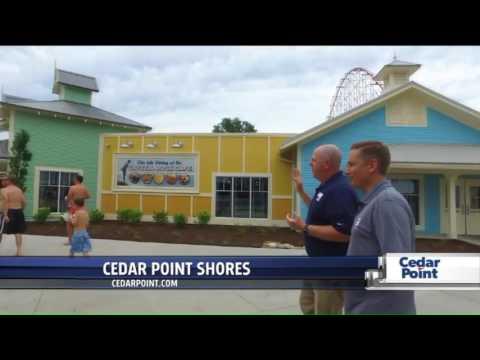 Cedar Point Shores Featured on Fox 17 (видео)