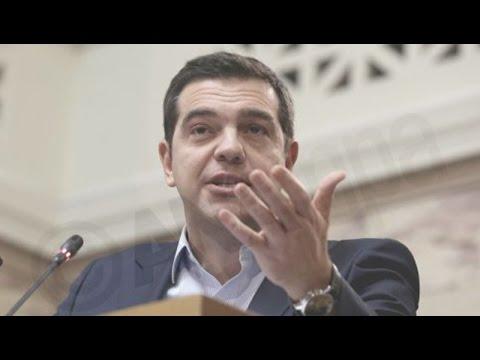 Ομιλία του Αλ.Τσίπρα στην Κ.Ο. του ΣΥΡΙΖΑ