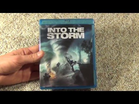 Into The Storm Blu-Ray Unboxing