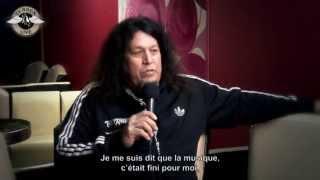 Testament - Interview Chuck Billy - Paris 2013