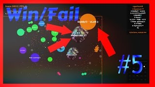 Hope you guys enjoyed this Agar.io Gameplay and small Agario Win/Fail Compilation. Me and my friends did some sick PopSplits Double Splits and few HackSplits as well :oAgar.io Win/Fail Compilation #5 IMPOSSIBLE PopSplits DoubleSplits HackSplits(Agar.io)Want to see more Agar.io Win/Fail Compilations and Awesome/Funny moments? Agar.io Win/Fail #4 Insane POPSPLITS!! // Never Gonna Catch The Thug Theme by Goblin Mixes(Agar.io) https://www.youtube.com/watch?v=wiRI4Ue-1tgAgar.io Win / Fail Compilation #3 SO MANY POPSPLITS!! & Fails TrickSplits (Agar.io) https://www.youtube.com/watch?v=bOy6MkDwkTIAgar.io How to SAME SIZE Popsplit // Agario Tips and Tricks(Agar.io) https://www.youtube.com/watch?v=sARb-DhTZOMAgar.io 36 Presplits, Popsplits Double splits // Agar.io Awesome moments #HRC https://www.youtube.com/watch?v=jIffVN346-k