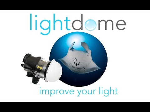 LIGHT DOME POUR INON D2000/Z240