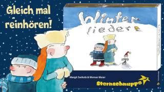Kinderlieder Sternschnuppe - Winterlieder - Reinhören!
