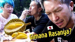 Video Ekspresi Wajah Artis Jepang Mau Nangis Pertama Kali Nyobain Durian Indonesia MP3, 3GP, MP4, WEBM, AVI, FLV Maret 2019