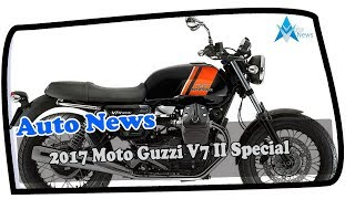 9. MUST WATCH !!! 2017 Moto Guzzi V7 II Special PRICE & SPEC