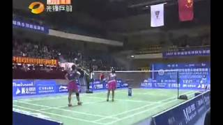 Nonton 2012 CBSL Playoffs Round 1 WD Su Lan & Xie Yang vs Tian Qing & Jia Yifan Film Subtitle Indonesia Streaming Movie Download