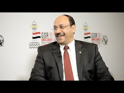 ITU INTERVIEWS @ GSR16: Dr. Sherif Hashem, Vice-President Cyber Security NTRA Egypt (видео)