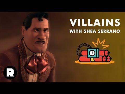 Ernesto de la Cruz from 'Coco'   Villains with Shea Serrano   The Ringer (Ep. 4)
