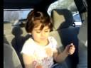 رقص بنت صغيره