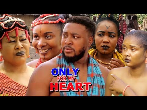 "New Movie Alert ""ONLY FOR MY HEART"" Season 3&4 - 2019 Latest Nollywood Epic Movie"