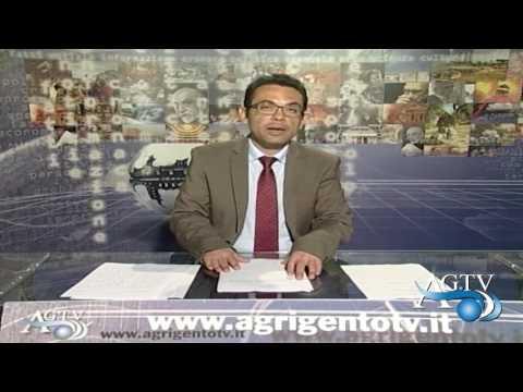 Telegiornale AgrigentoTv del 16-03-2017