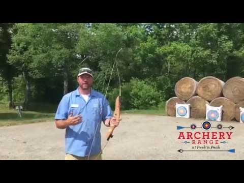 Peek'n Peak Resort: The Archery Range