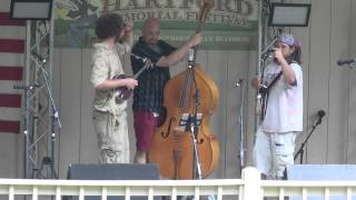 Flatland Harmony Experiment at The John Hartford Memorial Festival in 2013 (Full Set)