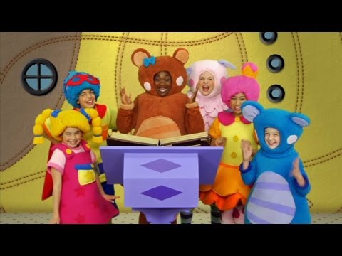 Teddy Bear Boogie Woogie - DVD Episode - Mother Goose Club Nursery Rhymes
