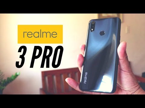Realme 3 Pro Unboxing and Full Review - TAGALOG