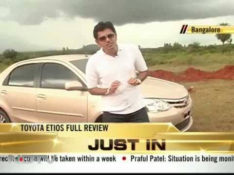 The Car & Bike Show: Toyota Etios Full Review