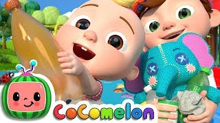 Yes Yes Save the Earth Song | CoCoMelon Nursery Rhymes & Kids Songs