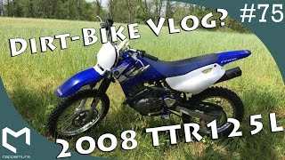 6. Yamaha TTR125L Motovlog | Adventures & Turkeys?