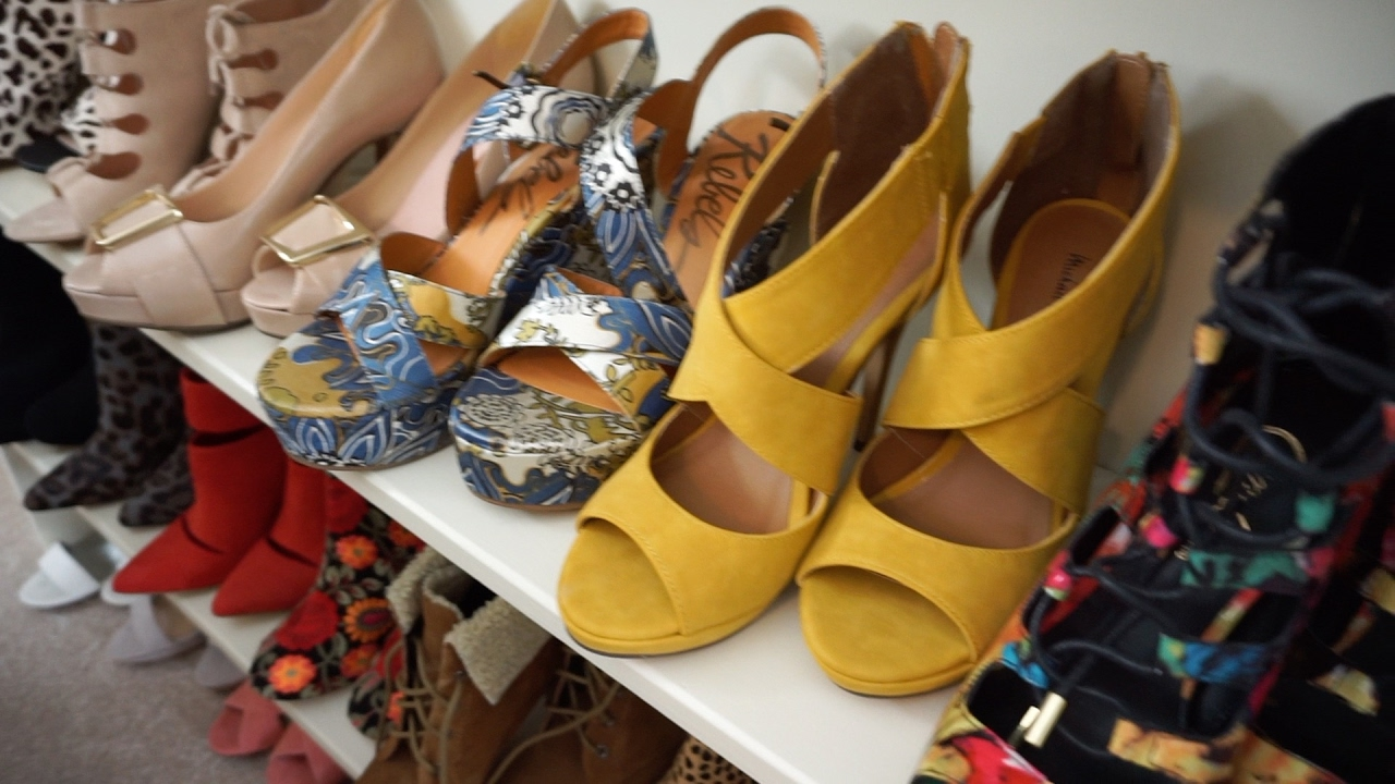 Spring Shoes! Warm Weather Inspirations   VLOG #2
