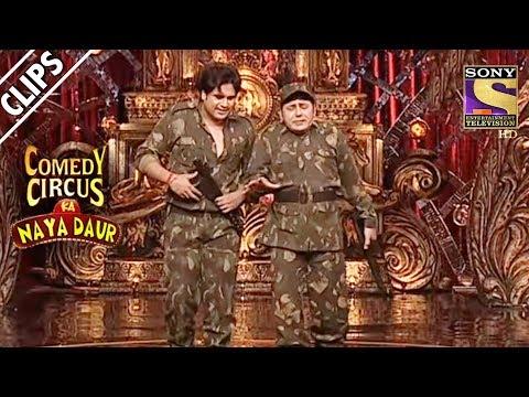 Krushna & Sudesh The Future Soldiers | Comedy Circus Ka Naya Daur