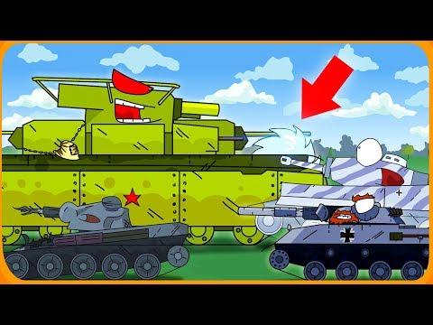 Маленький убийца Мультики про танки