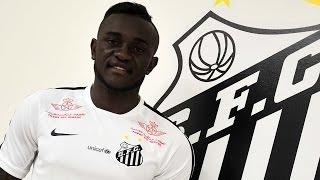 O Santos FC acertou a contratação de seu segundo reforço para a temporada 2016. Trata-se do atacante camaronês Joel, que...
