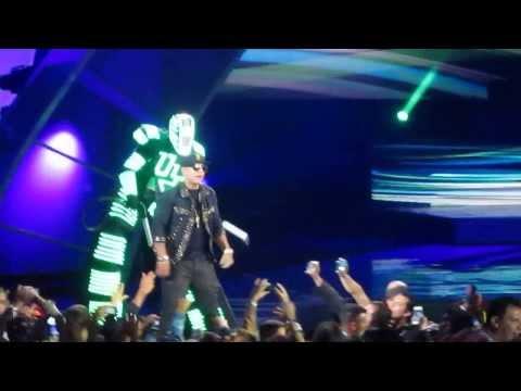 Perros Salvajes & Llegamos A La Disco - Daddy Yankee - Festival Viña Del Mar, Chile 25/02/2013