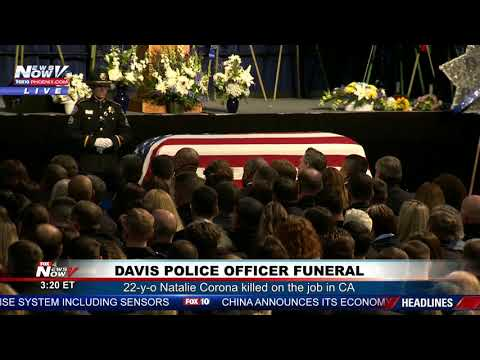 END OF WATCH CALL: 22-year-old Davis Police Officer Natalie Corona Killed on the Job in CA