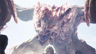 Monster Hunter World Iceborne - Shara Ishvalda Final Boss Fight & Ending