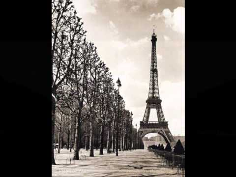 Tekst piosenki Freddy Martin - April in Paris po polsku