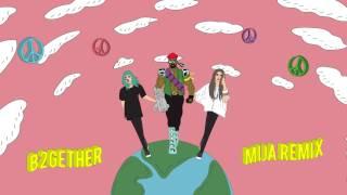 Thumbnail for Major Lazer ft. Wilde Belle — b2gether (MiJA Remix)