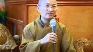 Kinh Phước Đức 7: Sống trong hạnh phúc - Phần 1/2 - Thích Nhật Từ