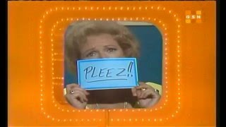 Features a question about Brett and her hatred towards the buzzer guy. Morey Amsterdam, Brett Somers, George Kirby, Jo Ann Pflug, Richard Dawson, Betty White