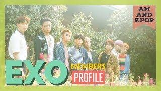 Video EXO Profile (Members) 2017 MP3, 3GP, MP4, WEBM, AVI, FLV Maret 2018