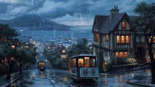 Download Lagu RAINING IN CITY   CHILLOUT   LOFI   AMBIENT   Music by FGH Mp3