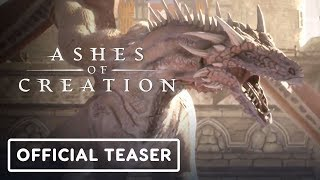 Ashes of Creation Official Gameplay Teaser Trailer - Gamescom 2019 by IGN