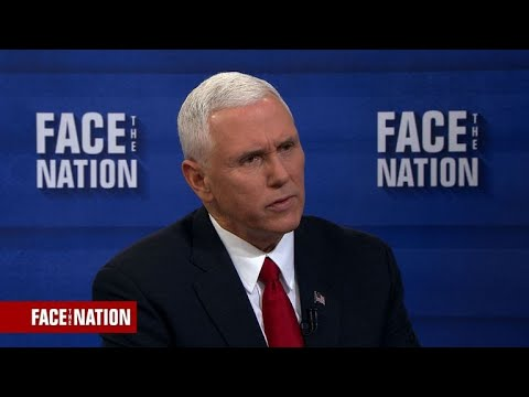 Mike Pence discusses Michael Flynn, Russia investigation