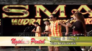 Demy feat Reny Farida - Ngidam Pentol [Official Video]
