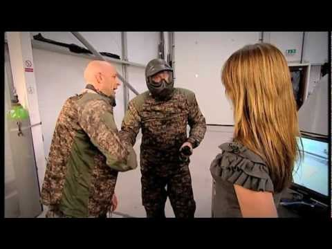 Ultimate Battlefield 3 Simulator - The Gadget Show