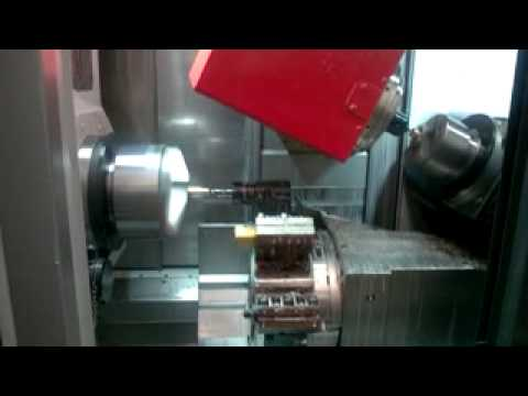 NTX 1000 Caps Mori Seiki Giuseppe Massardi (видео)