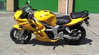 10. 2000 suzuki SV650s yellow.m4v