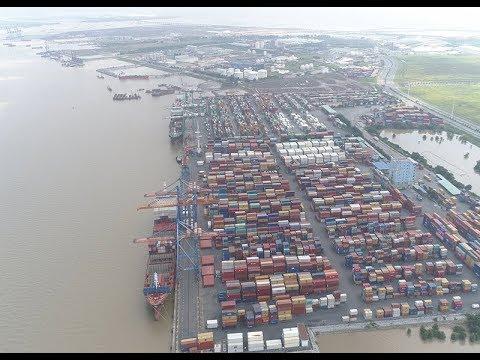 Đẩy mạnh phát triển ngành dịch vụ Logistics