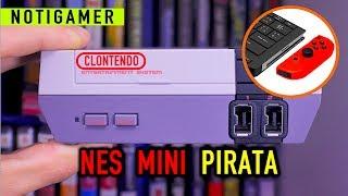 Ya se están vendiendo Nes mini pirateadas, en este video te mostramos como diferenciarlas.🌍      Redes    🌎► Facebook: https://www.facebook.com/jugamerlandia/ ► Twitter : https://twitter.com/JUGAMER1 ► Instagram: https://www.instagram.com/jugamermania/► Facebook Nilcer: https://www.facebook.com/nilcersan► Visita Nuestra Web:http://jugamerlandia.com/ Nes mini clonesNes mini piratasnes miniAtaribox